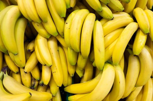 pencas de bananas