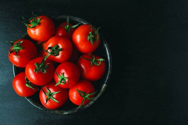 alimentos para ganhar massa magra tomate