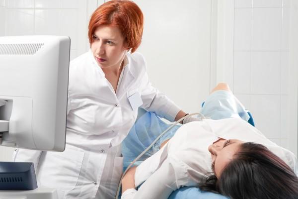 ultrassom transvaginal