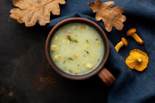 sopa de repolho light para emagrecer com espinafre
