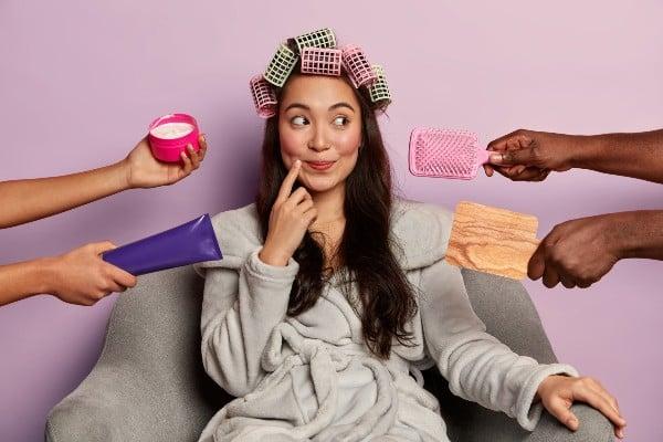 Arrumar cabelo - Glicerina é bom para o cabelo?