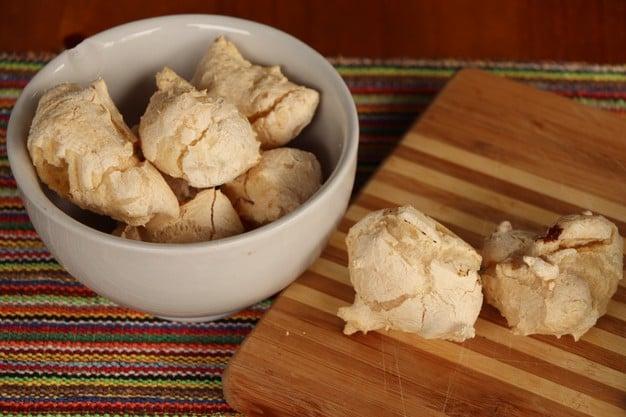 biscoito de polvilho com goiabada