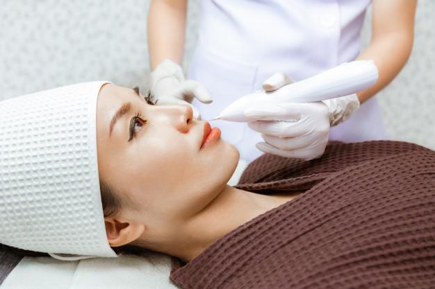 Carboxterapia funciona na mulher