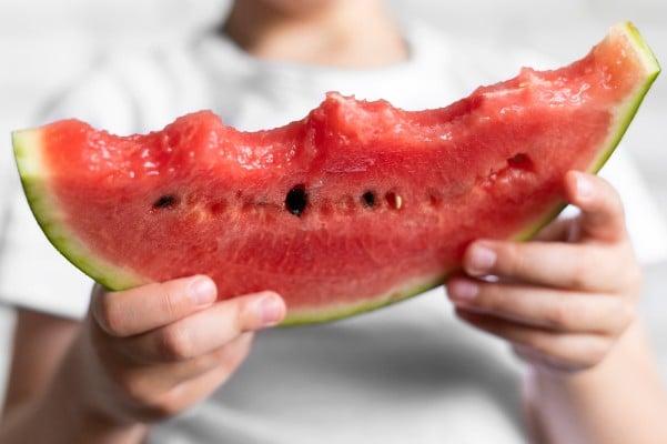 Nutrientes - Melancia é remoso?
