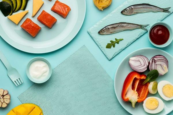 alimentos da dieta flexitariana