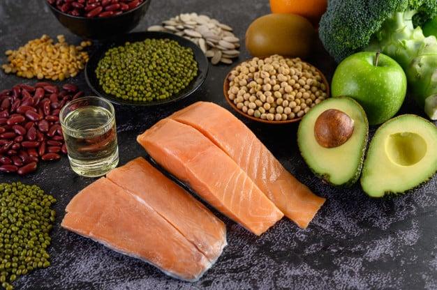 alimentos para dieta cetogênica