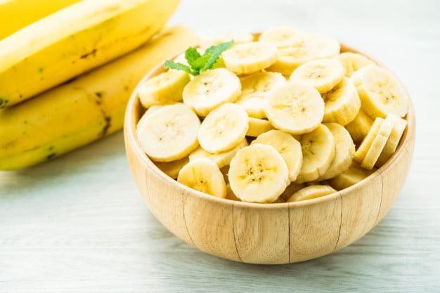 bananas é um alimento rico em iodo