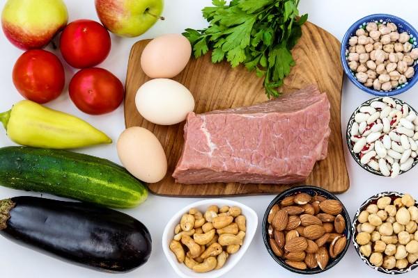 cardápio da dieta flexitariana