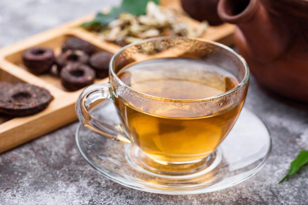 Chá de Pu-erh