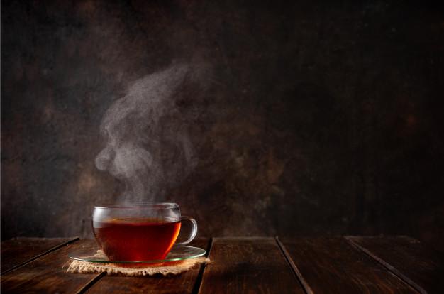 Receita de chá de casca de abacaxi