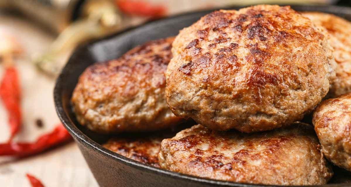 Hambúrguer de peru