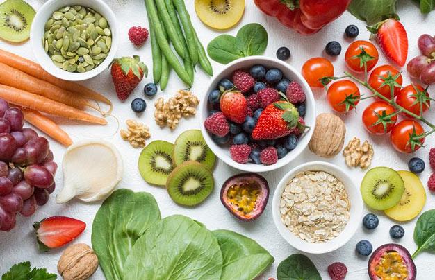alimentos pobres em fodmaps e saudáveis