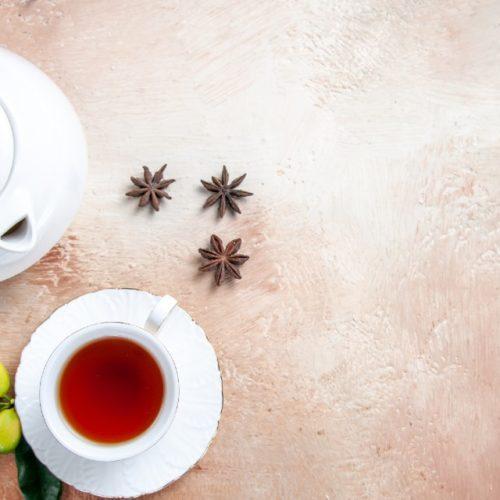 chá de angélica