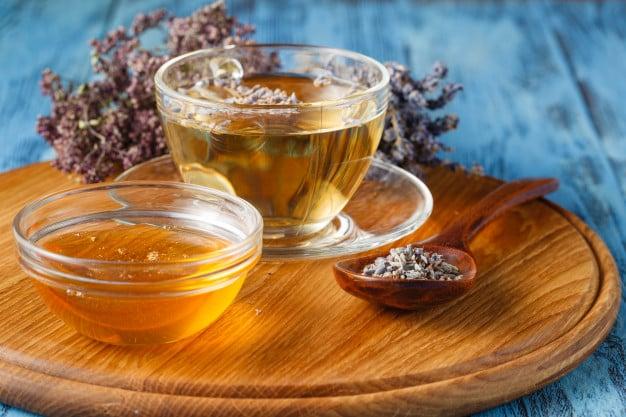 chá de funcho (erva-doce)