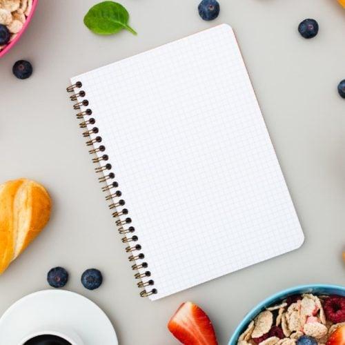 diário alimentar