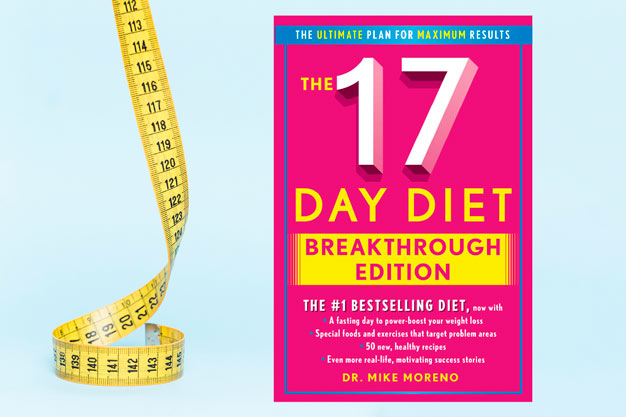 livro dieta dos 17 dias