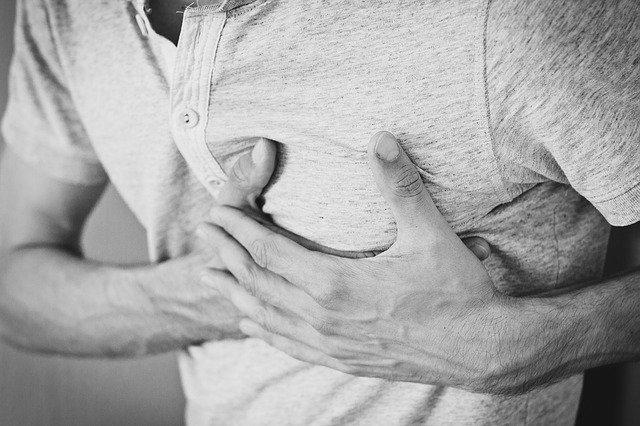 Dor no peito