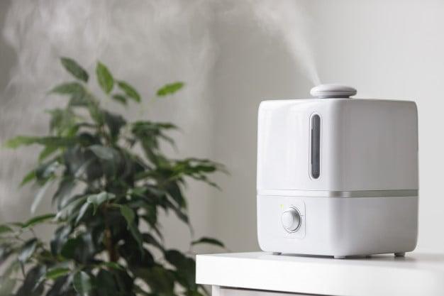 para que serve o umidificador de ar