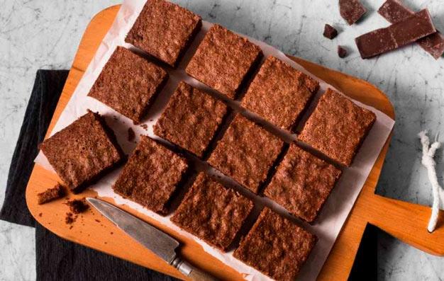 Brownie de avelã