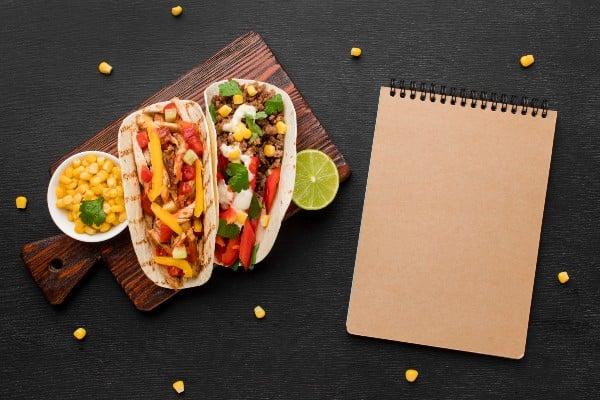 Calorias - Comida mexicana engorda?