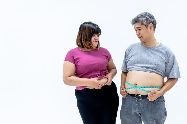 Casal - Método japonês para perder barriga funciona?