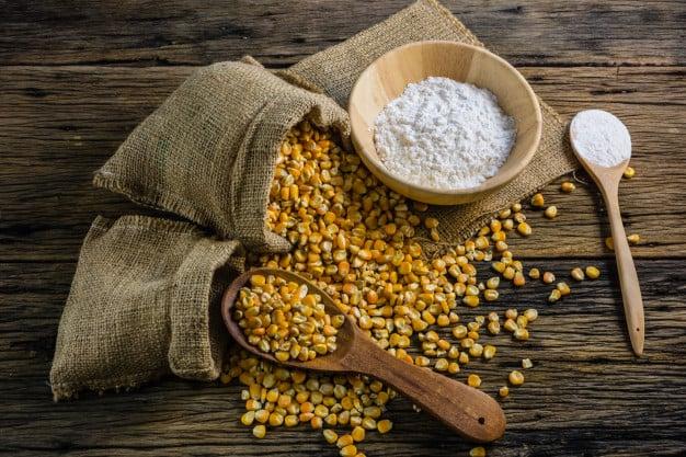 Farinha de milho engorda