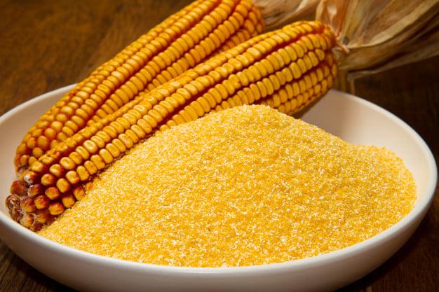 Farinha de milho fino