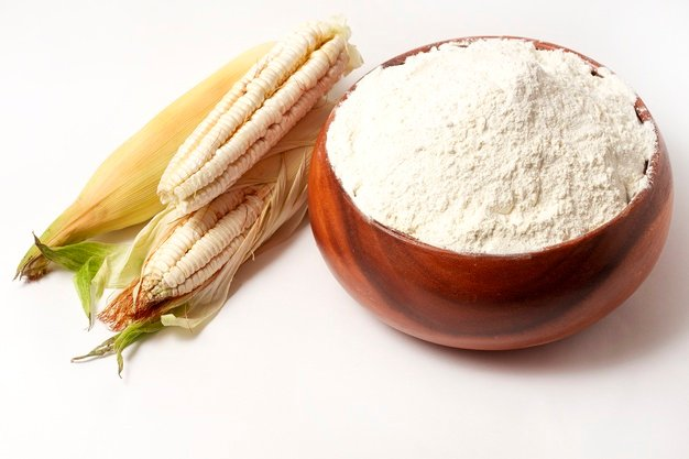 Milho e farinha de milho