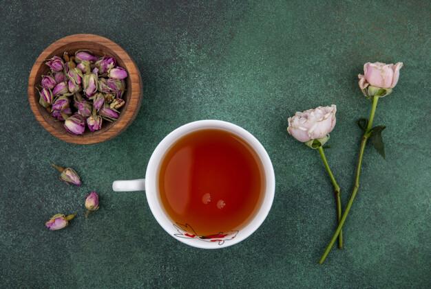 Chá de Trevo Vermelho