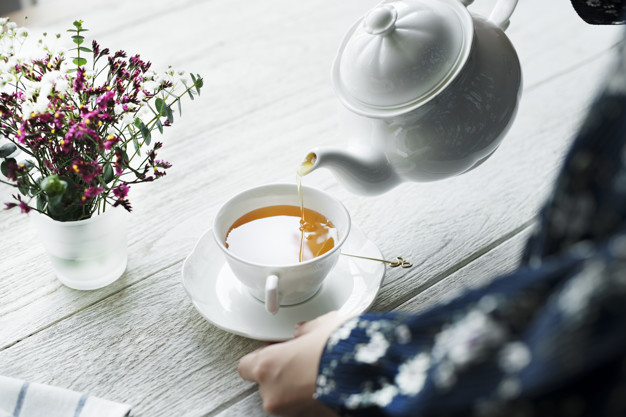 Chá de chicória