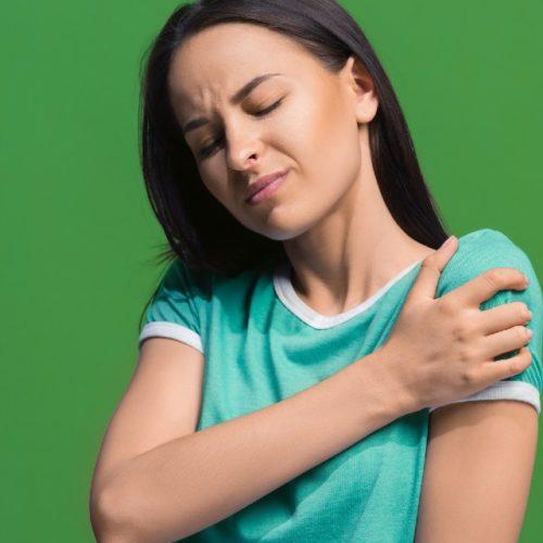 dor no braço
