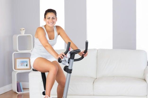 Benefícios da bicicleta ergométrica