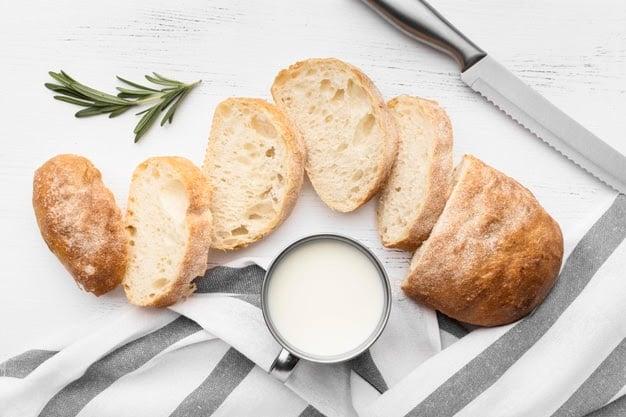 Pão doce sem glúten