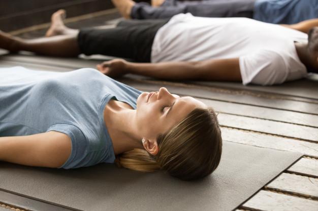respiração yoga