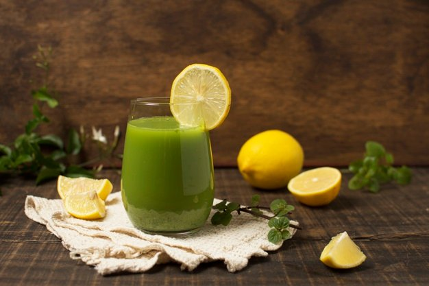 Suco detox para perder barriga