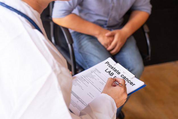 Biópsia da próstata