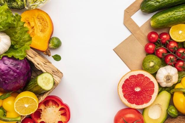 Comidas saudáveis para digestão lenta