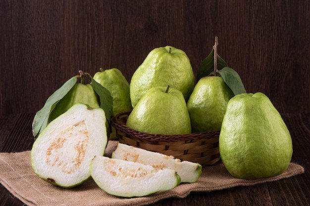 Goiaba é fruta reguladora