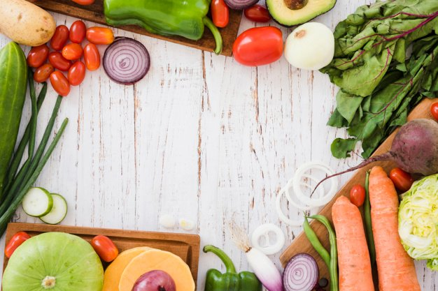 Principais vegetais reguladores