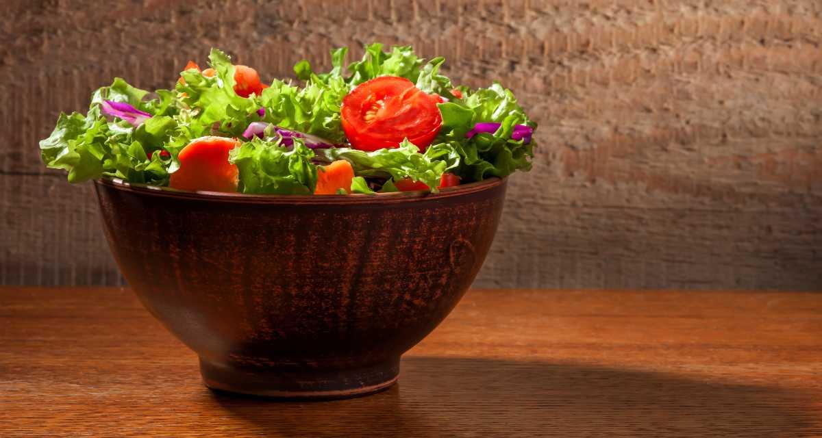 Salada de verduras