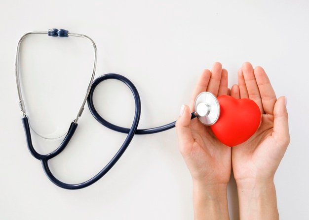 Saúde do coração com pulmonil