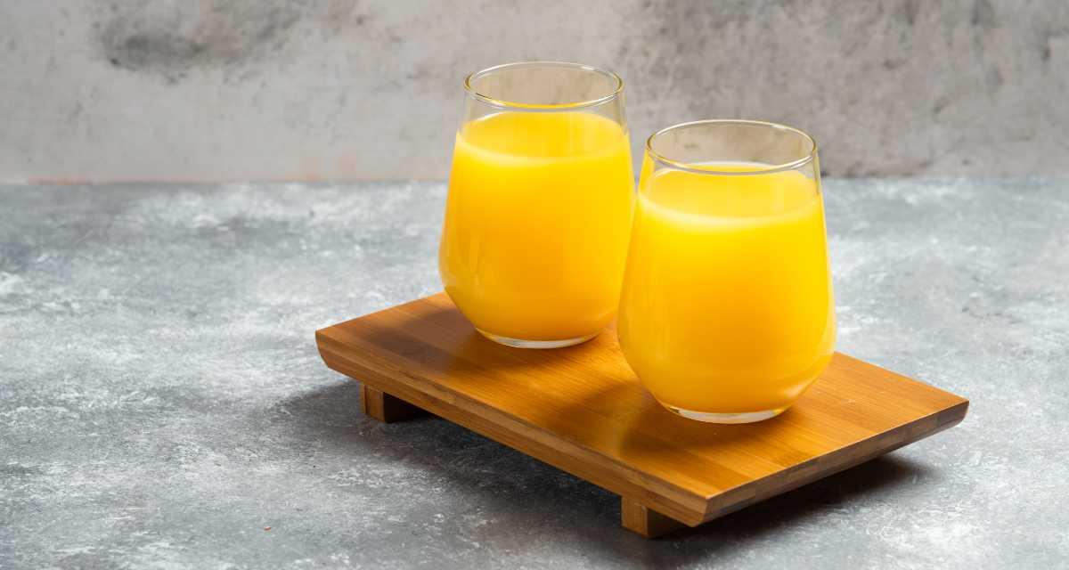 Suco para colesterol