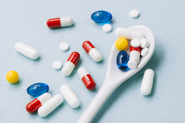Vários medicamentos