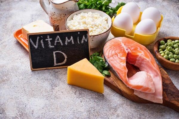 fonte de vitamina d
