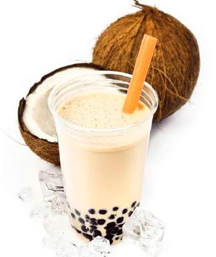 Shake com farinha de coco