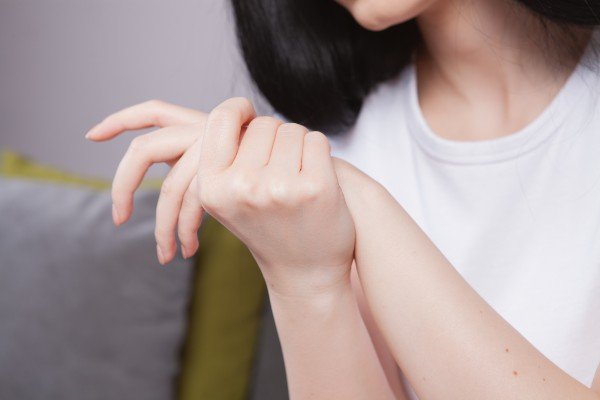 Lesão na mão