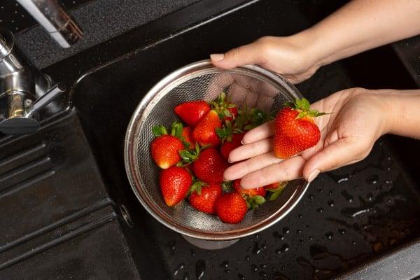 Morango - Frutas para imunidade