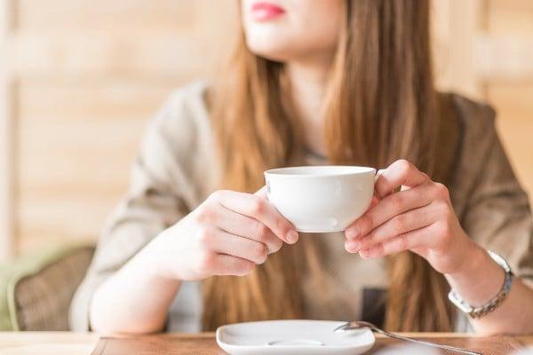 Tomar chá verde antes de dormir
