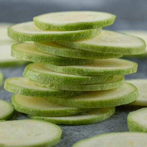 Salada de abobrinha