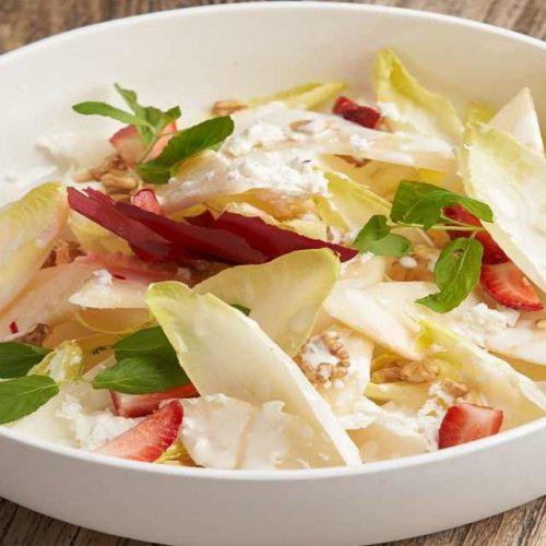 Salada de endívia